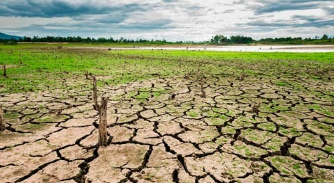 estudio impacto cambio climático Corredor Seco Centroamericano