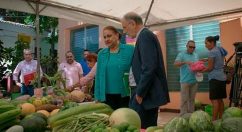 tecnologías riego fortalecen seguridad alimentaria corredor seco Nicaragua