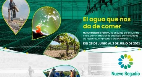 Inscríbete y accede al punto de encuentro del regadío en España y América Latina