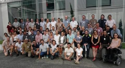 Primera reunión grupos trabajo acción COST SMIRES