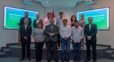 Costa Rica destaca cuidado fuentes agua parte Sunass