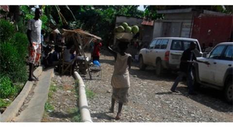 AECID se vuelca apoyo Haití respuesta COVID-19 sector agua y saneamiento