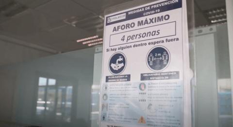 "Molecor obtiene certificación ""protocolo seguro frente al covid-19"""