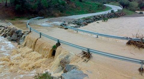 ¿Cuál es relación evolución urbanística Málaga y incremento inundaciones?