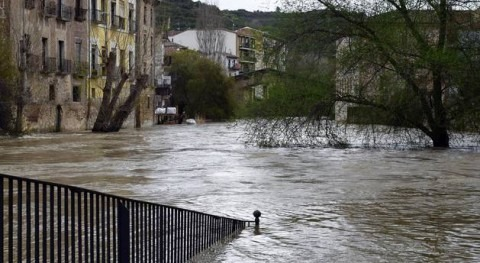 Inundaciones, crecidas y futuro