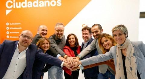 """Juan Carlos Girauta (Cs) propone """"hablar más desalinizadoras y menos trasvases"""""""