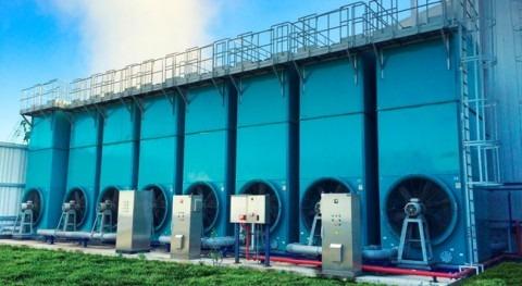 2019 ningún brote legionela se ha vinculado refrigeración evaporativa