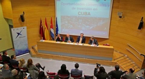 Cuba se interesa tecnología hídrica, energías renovables y maquinaria industrial Murcia