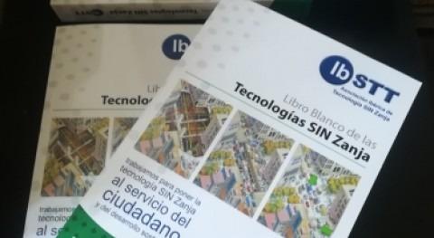 Libro Blanco Tecnologías Zanja sale calle