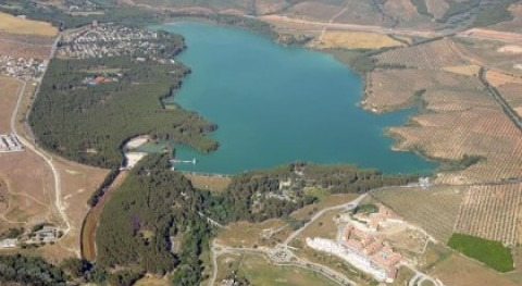 Adjudicado más 350.000 euros mantenimiento embalse Cubillas