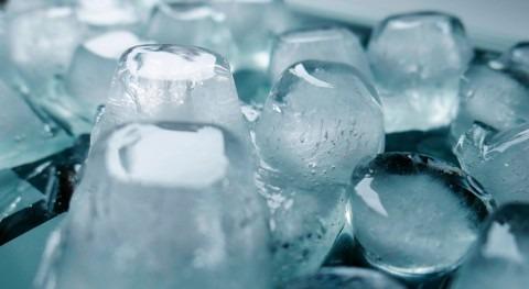 ¿Cómo convertir agua hielo reino cuántico?