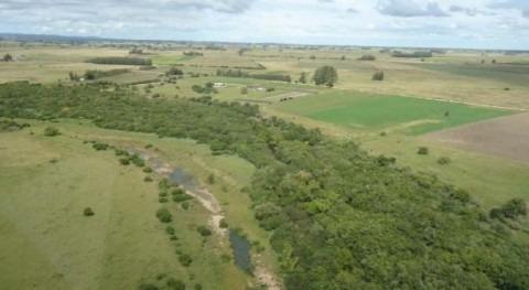 "datos calidad agua río Santa Lucía ""no son alarmantes"""