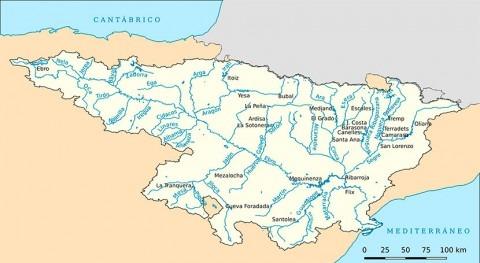 Pleno telemático Comisión Desembalse cuenca Ebro analizará año hidrológico
