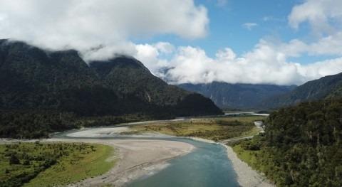 Cuenca hidrográfica río
