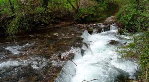 Comienzan actuaciones recuperar reservas naturales fluviales cuenca cantábrica