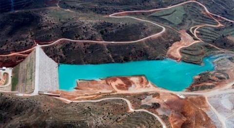 Licitado abastecimiento Embalse Parras Cuencas Mineras, Teruel