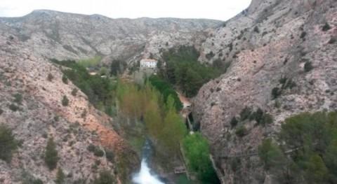 CHE adjudica implantación plan emergencia embalse Cueva Foradada