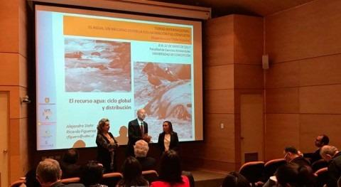 UNIA codirige Chile curso que se debatirá conflictos agua