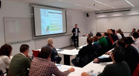 Aqua España repite éxito asistencia Barcelona curso Auditor UNE 100030