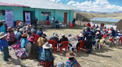 Desafíos gestión agua 2018