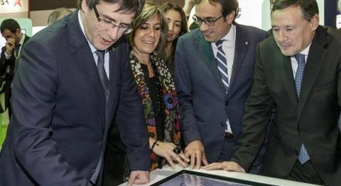 Ángel Simón inaugura primera edición salón Iwater