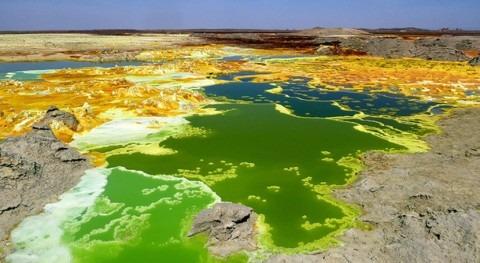 investigación confirma que aguas hiperácidas Dallol no pueden albergar vida