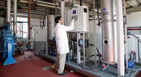DAM, inauguración Rubí planta que reduce consumo energético depuradoras