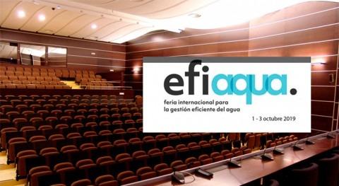 "DAM presentará proyecto FIBERCLEAN jornada ""microplásticos"" EFIAQUA"