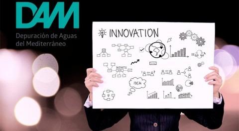 "DAM participa como empresa retadora Hackathon ""Innova&acción Business Challenge"""