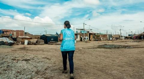 Llamamiento humanitario ayudar agricultores afectados lluvias Perú