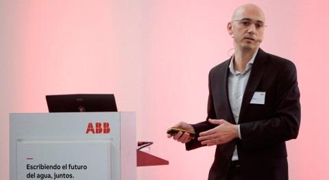 """D. Gomá (ABB): """"Nuestras soluciones consiguen gestión integral, centralizada e ininterrumpida"""""""
