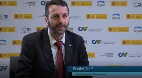 "Daniel Greif: "" desafíos Latinoamérica pasan distribuir bien recursos hídricos"""