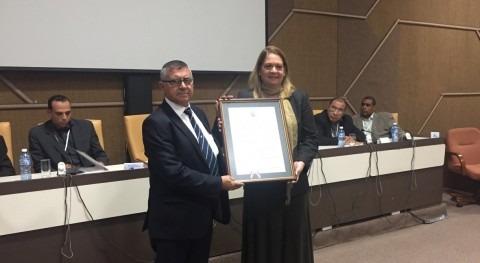Daniel Prats nombrado Doctor Honoris Causa Universidad Tecnológica Habana
