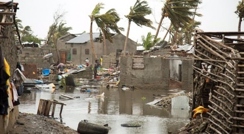 Mozambique, Zimbabwe y Bahamas, países más riesgo climático 2019
