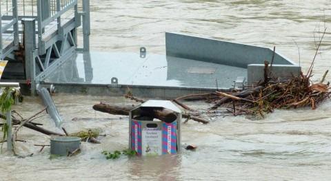 inundación, riesgos persisten