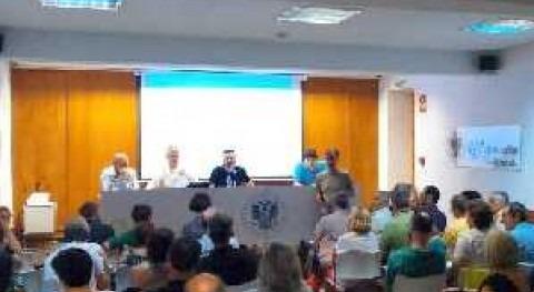 CHG presenta vecinos proyecto restauración cuenca río Darro