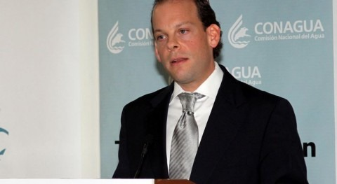 David Korenfeld, director de Conagua