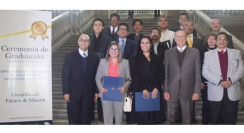 Se graduó 11ª Generación Diplomado Dirección Organismos Operadores