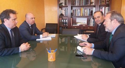 CHT trata asuntos relacionados gestión agua y cuenca Castilla- Mancha