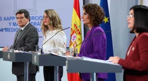 Gobierno España levanta prohibición cortar suministro agua