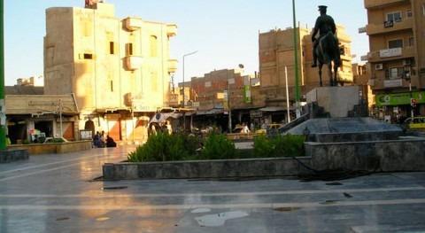 Estado Islámico amenaza al suministro agua ciudad Deir al Zor, Siria