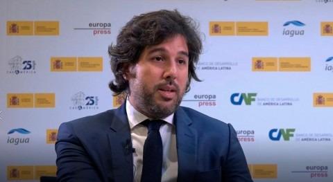 """Delacámara: """" ciclo integral agua Chile, Uruguay y Costa Rica son ejemplo España"""""""