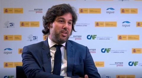 """Gonzalo Delacámara: """"Cuando se termine sequía, problema seguirá existiendo"""""""