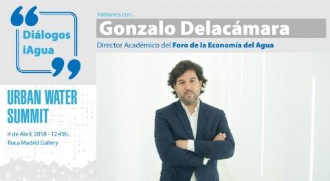 Urban Water Summit 2019: Gonzalo Delacámara protagonizará Diálogo iAgua Magazine