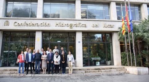 Marruecos amplía conocimientos España implantación Directiva Marco Agua