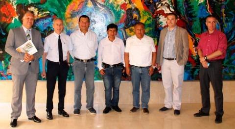 cuenca Segura, ejemplo gestión sequía Gobierno Perú