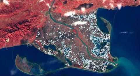 Aprendamos desastres ambientales delta Ebro y Mar Menor