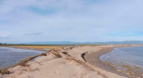 Generalitat Cataluña pide al Gobierno actuar emergencia litoral delta Ebro