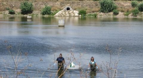 I+D+i Aigües Barcelona y Cetaqua materia reutilización aguas