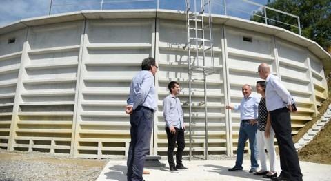 Álava ha invertido 2 millones euros mejorar abastecimiento Ayala 2 últimos años
